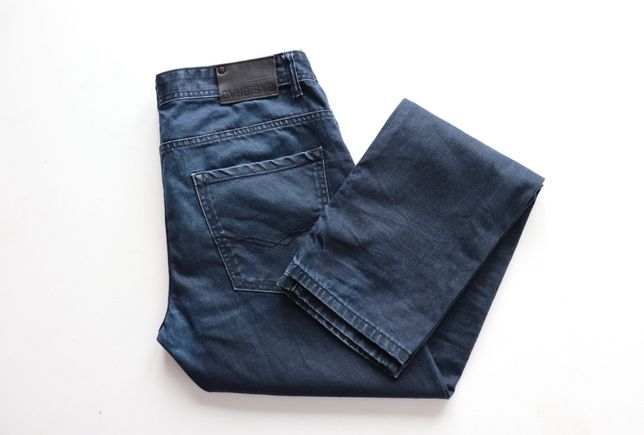Męskie spodnie jeansy Diverse W32 L34 r. L