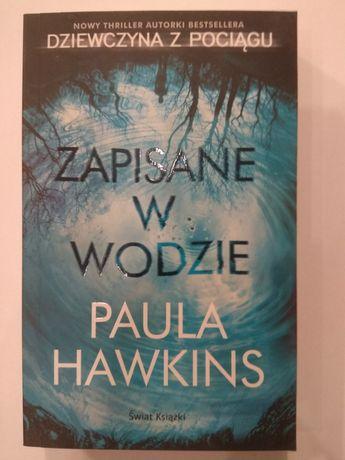 Zapisane w wodzie. Paula Hawkins