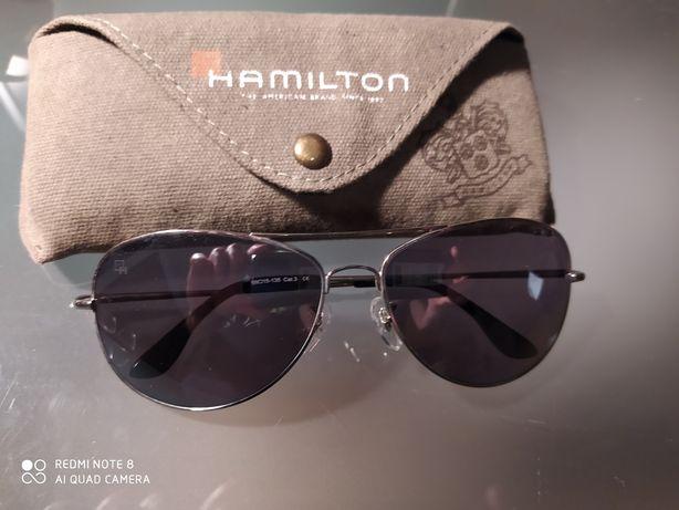 Óculos de sol HAMILTON Originais com caixa