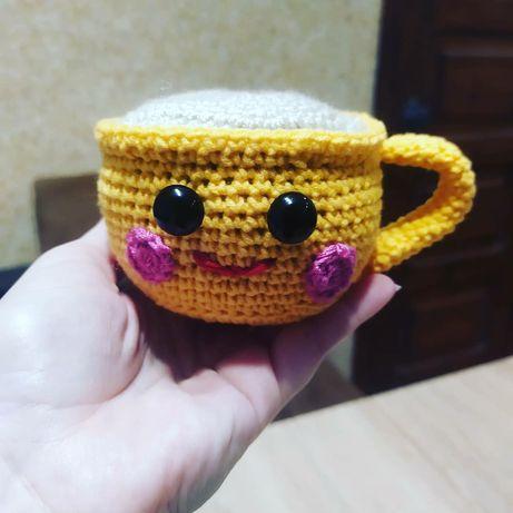 Игрушка чашка сувенир