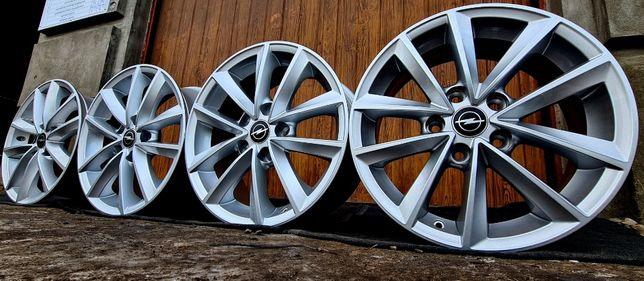 NOWE FELGI do Opel Vivaro 16x5x114,3