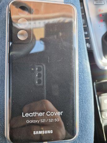 Etui case leather S21