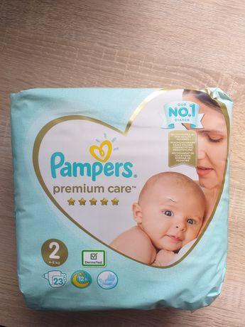 Памперс Premium care 2, 23 шт