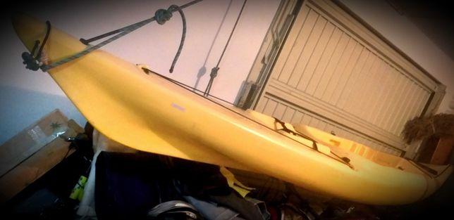 Kayak de mar ou lago Tribord