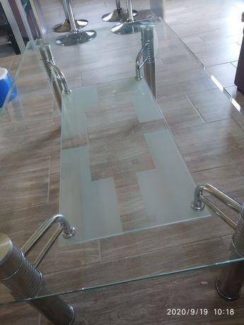 Ława stolik kawowy szklany
