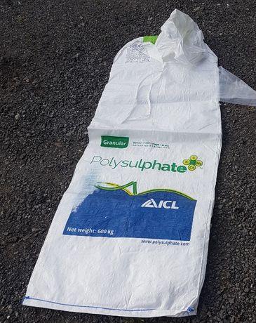 Worek big bag kukurydza kiszonka ccm wkład foliowy NOWY