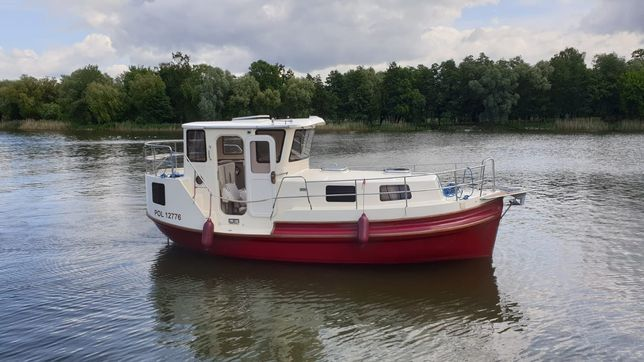 Jacht Motorowy Buster 800