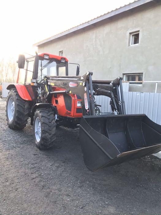 Трактор МТЗ 1025.4 Полтава - изображение 1