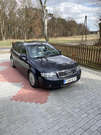 Audi A4 b6 1.9 tdi 130km