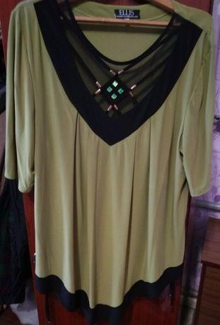 Туника платье зимний полушубок