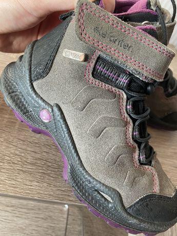 Ботинки деми, на девочку, 27 размер, фирма Elefanten