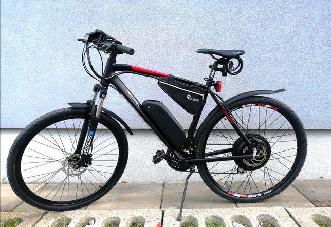 Nowy rower elektryczny 1500W, 45km/h. / możliowsc zakupu na raty