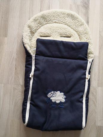 Śpiwór wełniany dla dzieci