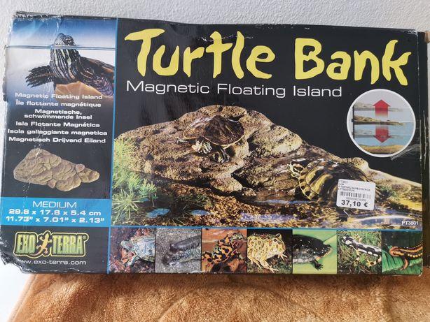 Ilha para tartaruga