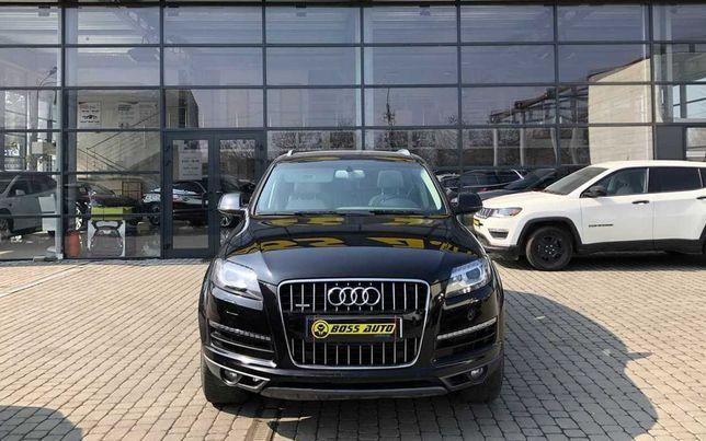Audi Q7 3.0 2013