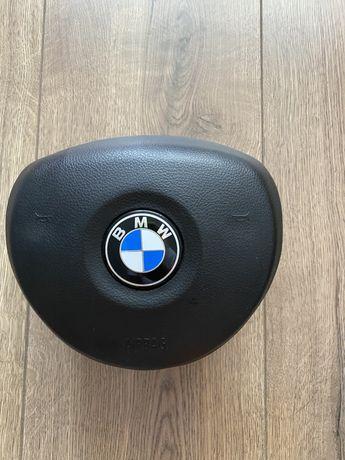 В продаже подушка безопасности (Airbag) в руль на BMW X1 E84