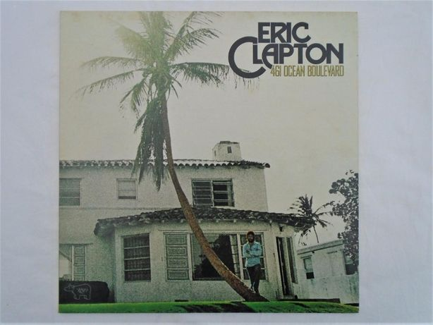 Discos Vinil - 1974 Eric Clapton / 461 Ocean Boulevard