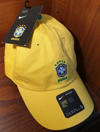 Boné Oficial da Seleção Brasileira de Futebol