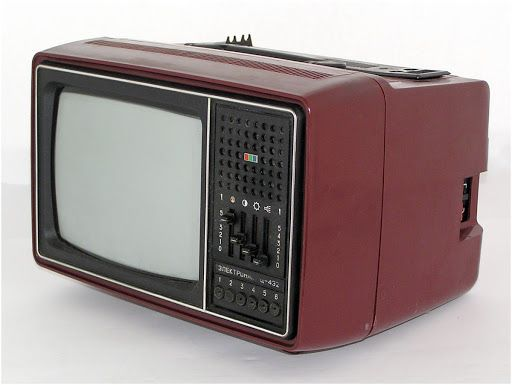Телевизор Электроника Ц-432 торг