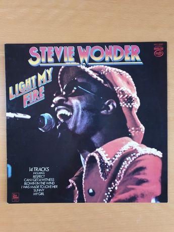 Stevie Wonder - Light My Fire LP