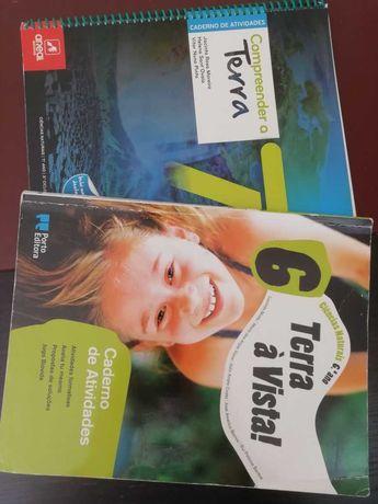 Cadernos de actividades: 6º e 7º ano