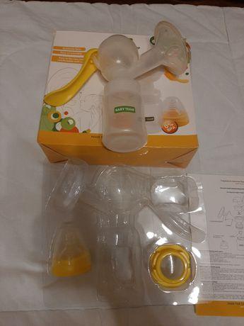 Молокоотсос механический BABY TEAM (Беби Тим)