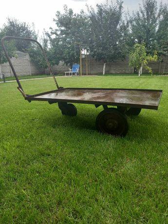 Тачка-тележка строительная (садовая)