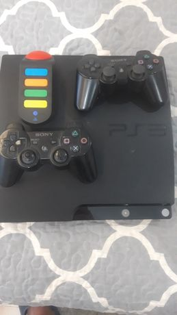 PS3 Chipada com 3 jogos