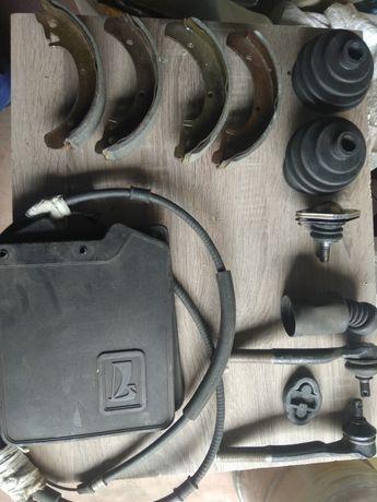 Колодки, тяги, шаровая, ремень ГРМ, патрубки ВАЗ 2108