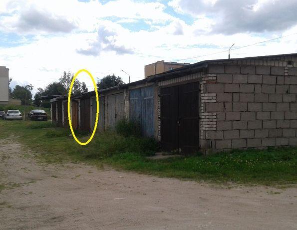 REZERWACJA, garaż Pasym ul. Kętrzyńskiego
