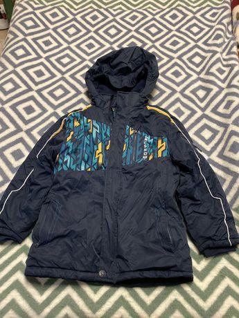 Зимова куртка дитяча (134)