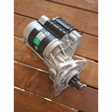 Стартер редукторный Словак 3.5 кВт МТЗ 80,82,ЮМЗ,Т40,Т25,Т16 усиленный