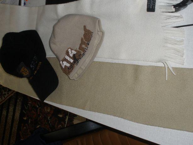 Зимнии шапки новые