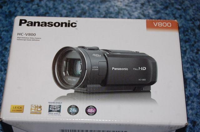 Kamera cyfrowa Panasonic HC-V800