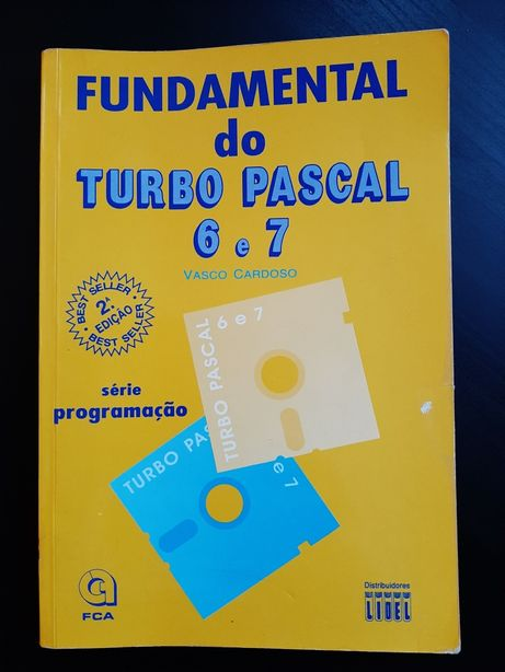 Livro Fundamental do Turbo Pascal 6 e 7