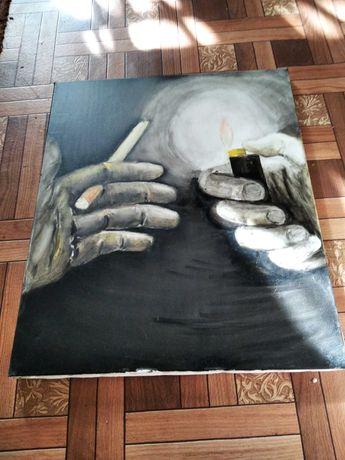Картина Руки человека