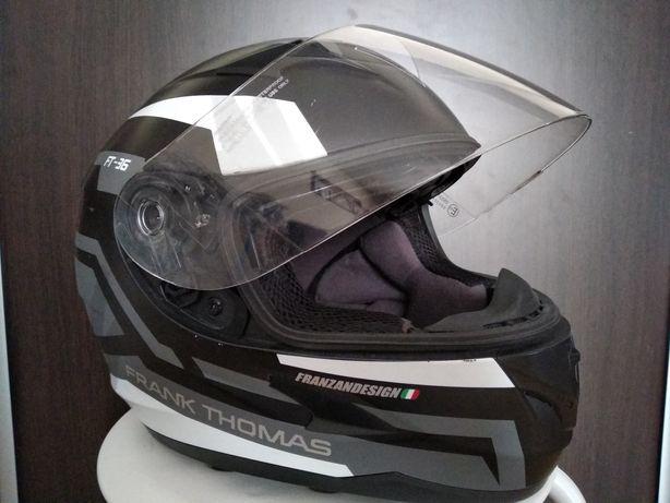 Kask motocyklowy Frank Thomas FT-36