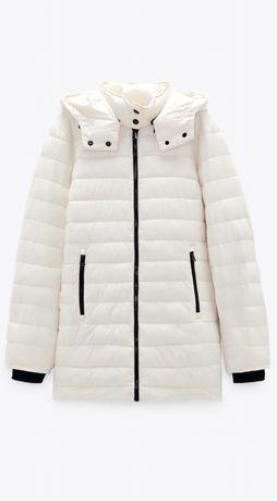 Стеганная куртка с утеплителем ZARA