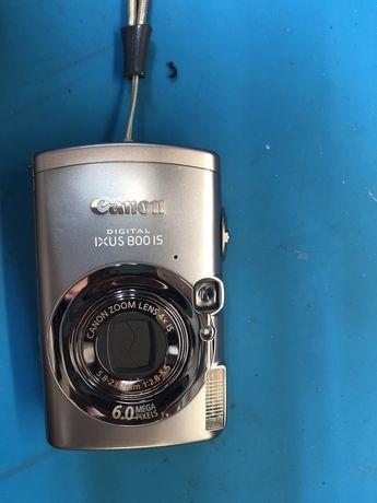 Фотоаппарат Canon Ixus 800 is