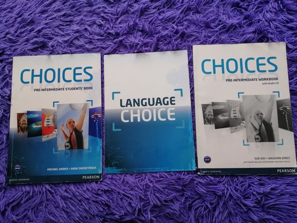 тетради по английскому choices