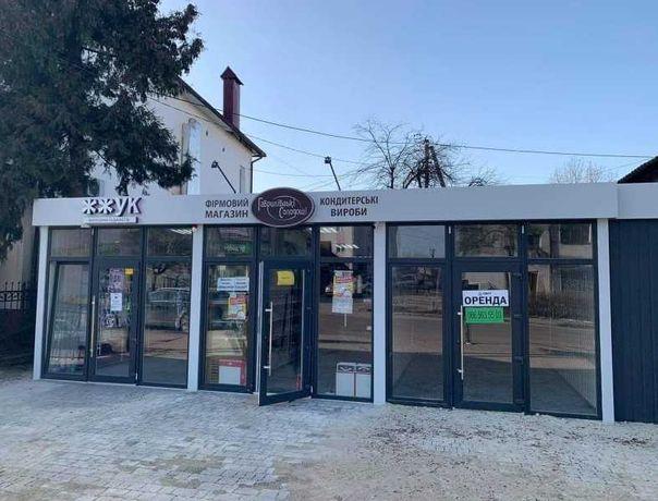 Оренда комерційного приміщення в центрі Богородчан