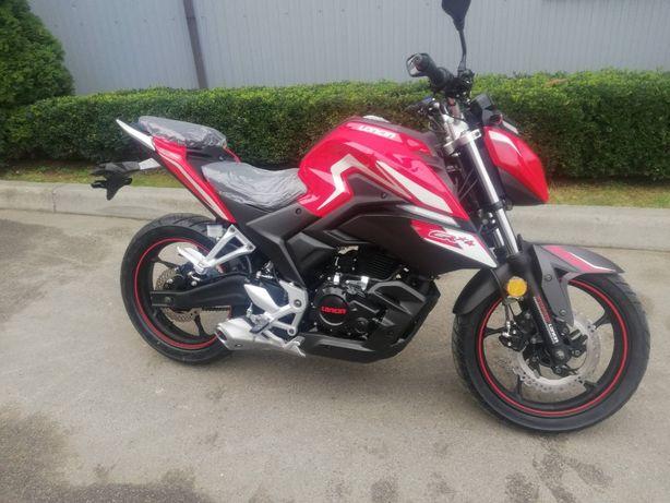 Мотоцикл Loncin LX 250-15 CR 4