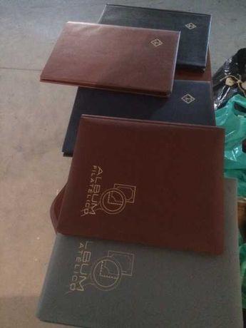 Livros para arquivar selos