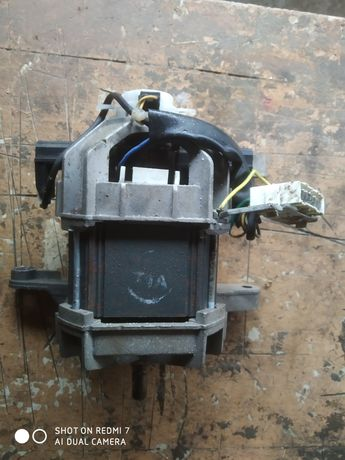 Двигатель от стиральной машинки автомат