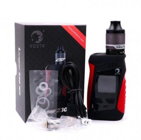 Стартовый набор Yosta Livepor 230 Kit. Original. - мощный и лёгкий!