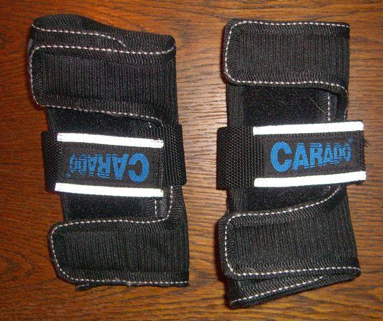 Carado ochraniacze dłoni na rolki łyżworolki wrotki rower