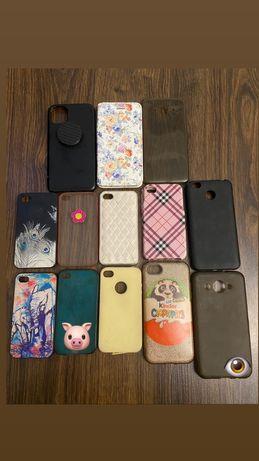 Чехлы на телефон ip4-5