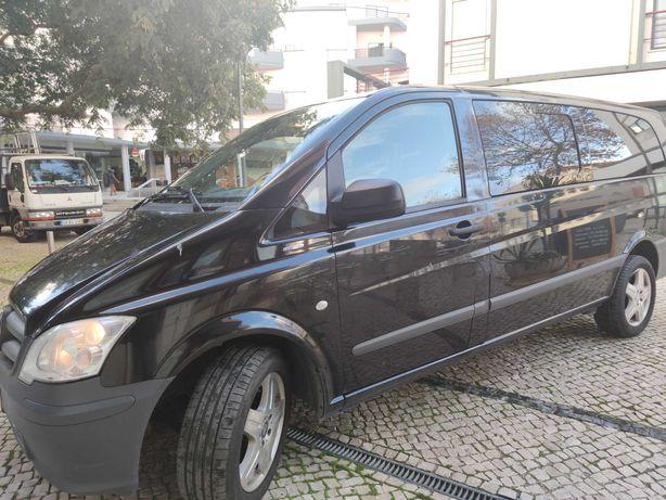 Mercedes Vito 113 CDI longa