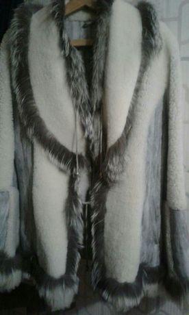 Натуральная дубленка(овчина )