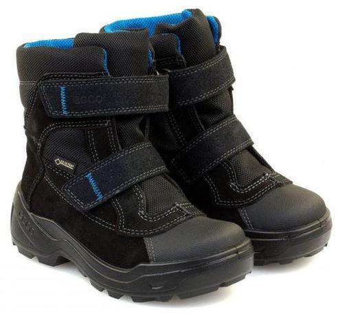 Зимние ботинки ECCO р. 38